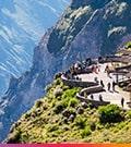 Tour Lima Cañon del Colca y Machu Picchu
